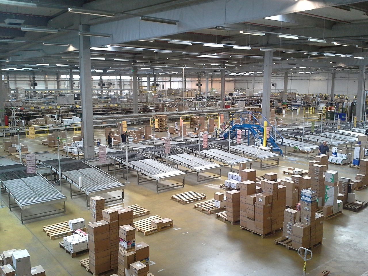 The Importance of a Warehouse Management System (WMS) for 2020