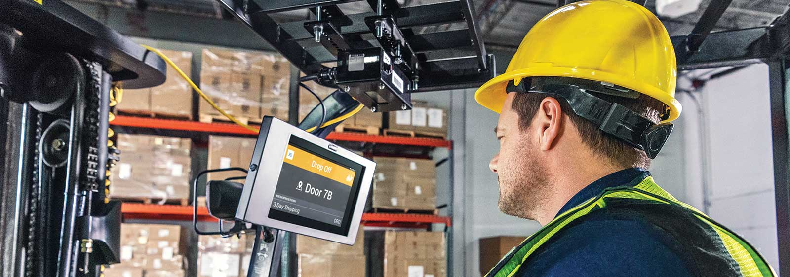 How does a Warehouse Management System operate?