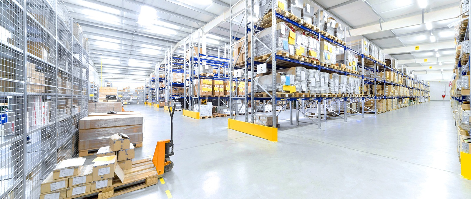 The cost increase of warehouse space
